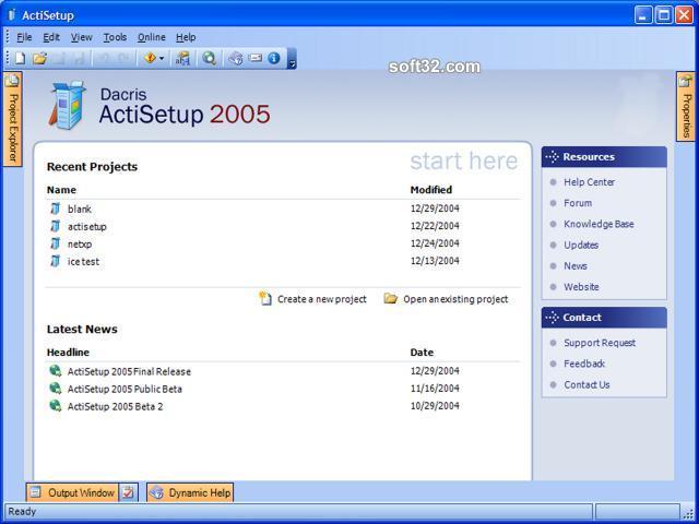 ActiSetup Screenshot 3