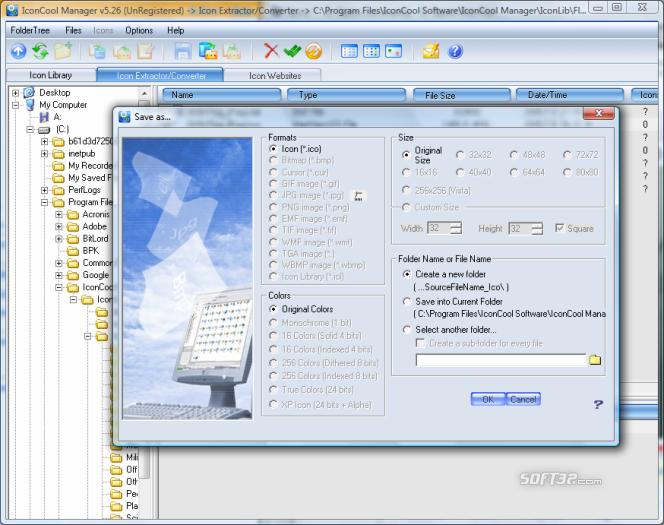 IconCool Manager Screenshot 5
