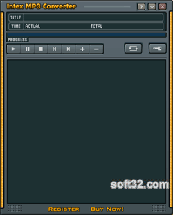 InTex MP3 Converter Screenshot 3