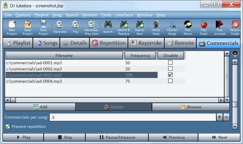 DJ Jukebox Screenshot 8