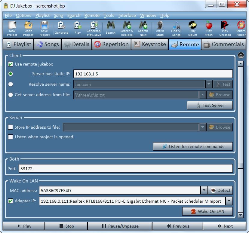 DJ Jukebox Screenshot 7