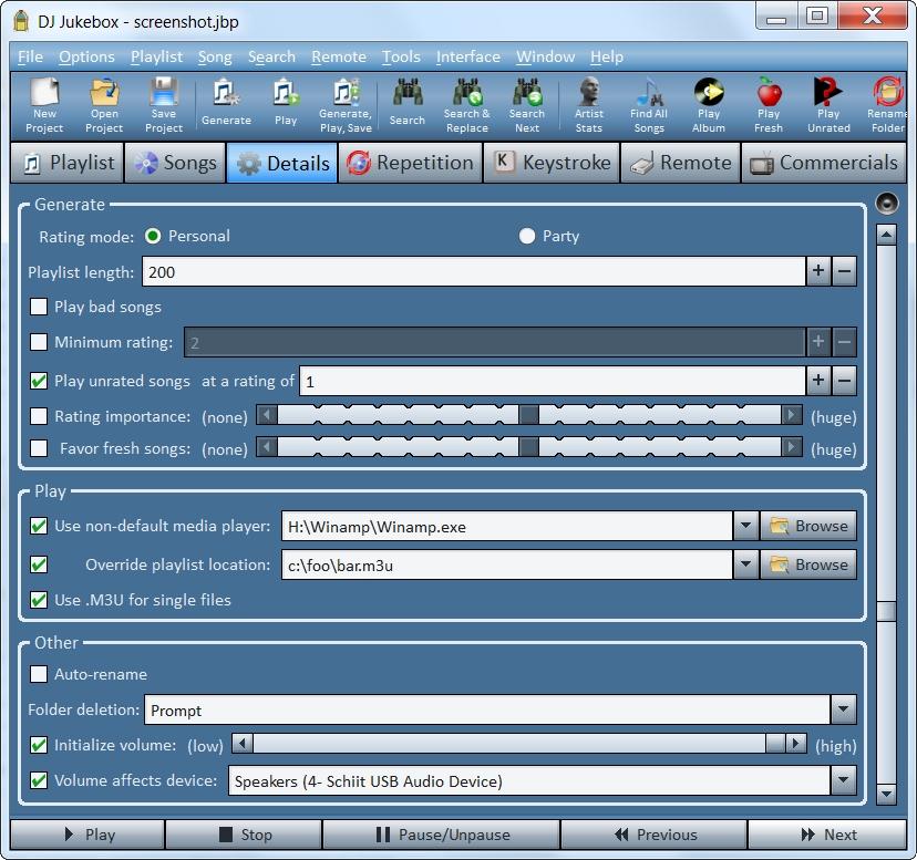 DJ Jukebox Screenshot 4