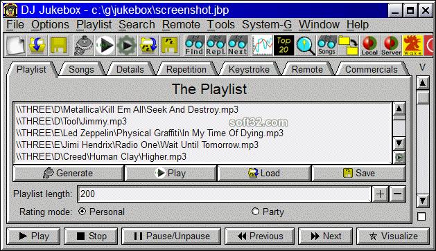 DJ Jukebox Screenshot 9