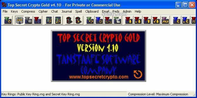 Top Secret Crypto Gold Screenshot