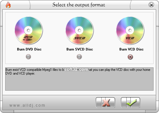 Super DVD Creator Screenshot 2