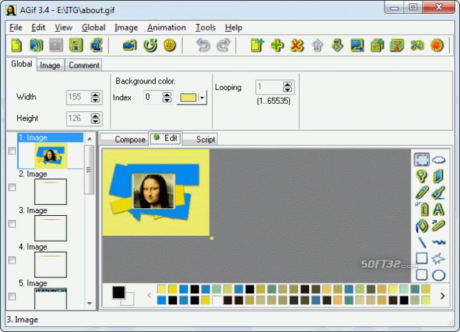 Active GIF Creator Screenshot 3
