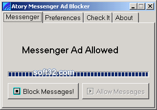 Messenger Ad Blocker Screenshot 2