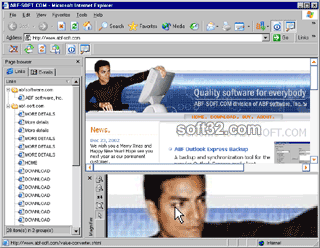ABF Internet Explorer Tools Screenshot 3