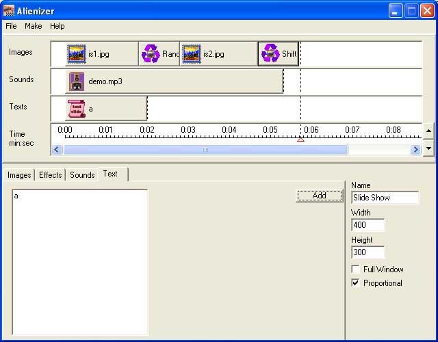Media Maestro Screenshot 1