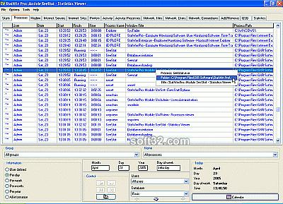 StatWin Pro Screenshot 3