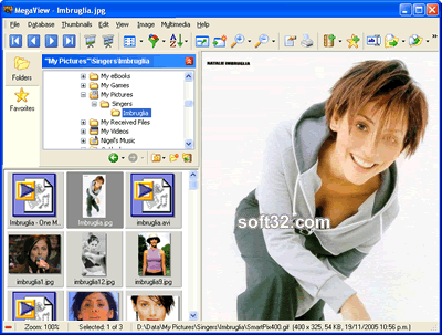 MegaView Screenshot 3