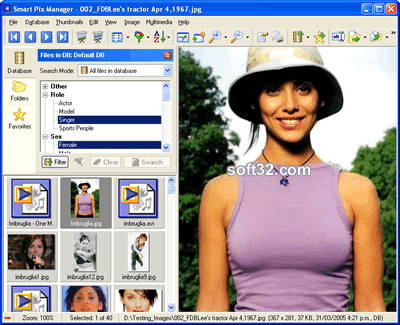 Smart Pix Manager Screenshot 3