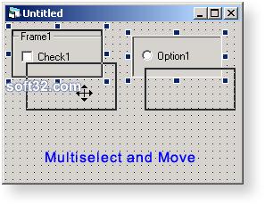 VLFormDesigner Screenshot 2