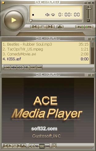 Ace Media Player Screenshot 3