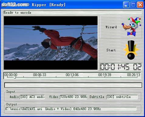 Super DVD Ripper Screenshot 2
