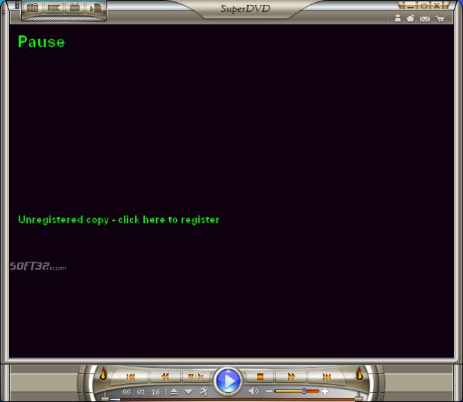 SuperDVD Player Screenshot 4