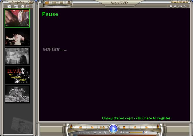 SuperDVD Player Screenshot 5