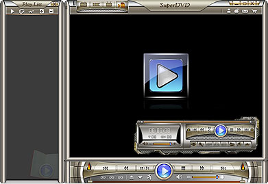 SuperDVD Player Screenshot