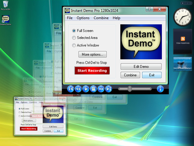 Instant Demo Screenshot 3