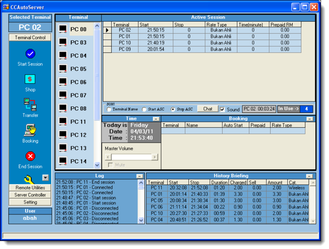 CCAutoSoft Screenshot 1