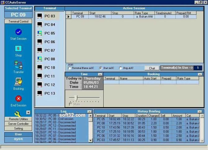 CCAutoSoft Screenshot 2