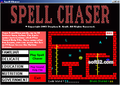 Spell Chaser Screenshot 1