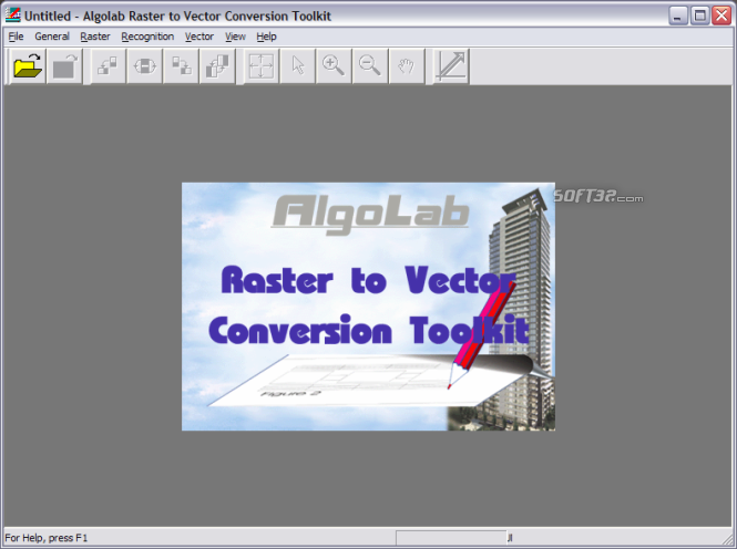 Algolab Raster to Vector Conversion Toolkit Screenshot 4