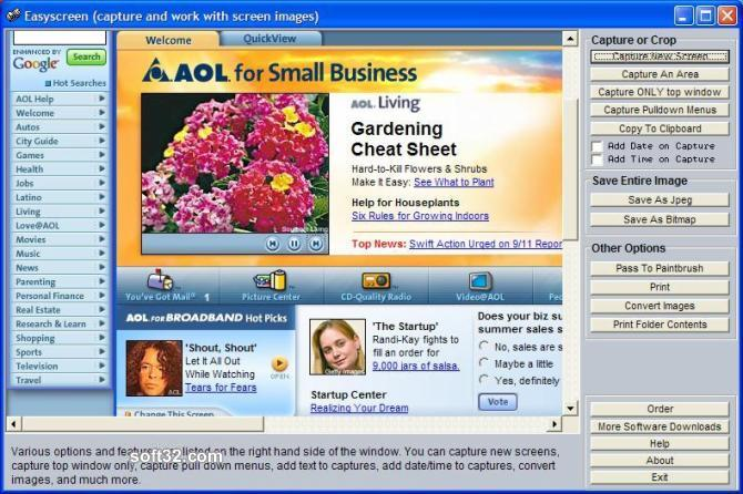 Easyscreen Screen Capture Screenshot 3