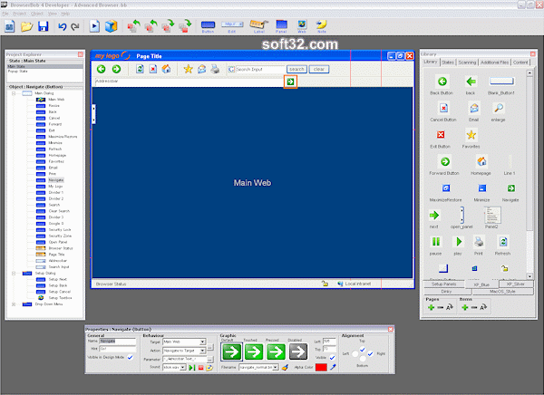 BrowserBob Developer Screenshot 3