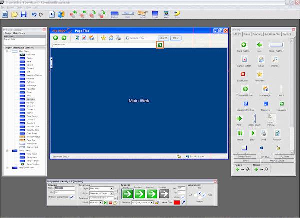 BrowserBob Developer Screenshot 1