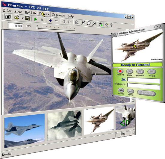 VirtualCamera Screenshot 1