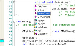 BCGPEdit (BCGSoft Professional Editor) Screenshot