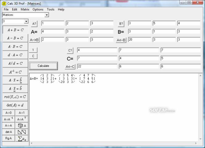 Calc 3D Pro Screenshot 5