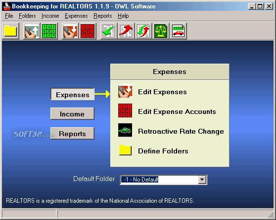 Bookkeeping for REALTORS Screenshot 3