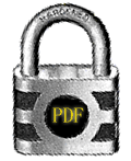 Encrypt PDF Command Line Screenshot