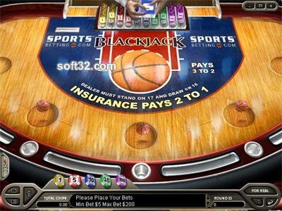 SPORTSBETTING.COM Casino Screenshot 1