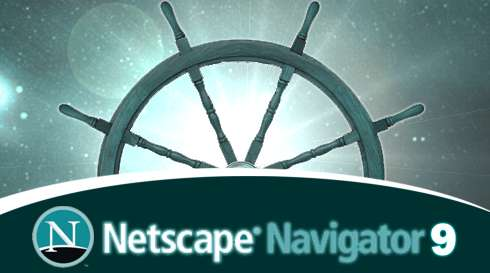 Netscape Navigator Screenshot 1
