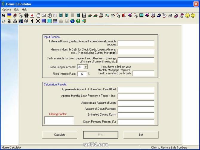 Home Data Deluxe Screenshot 3