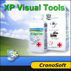 XP Visual Tools Screenshot