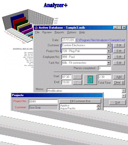 Analyzer Plus Screenshot 1