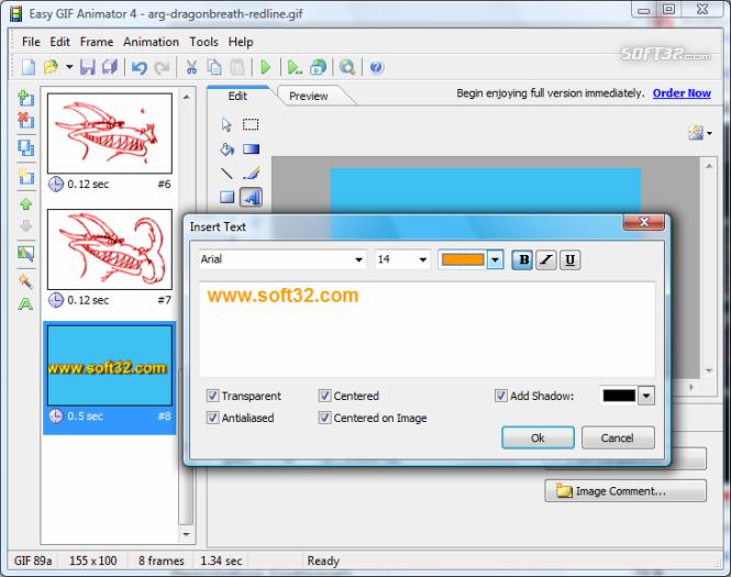 Easy GIF Animator Screenshot 6