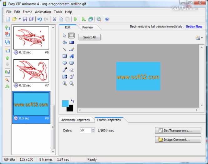 Easy GIF Animator Screenshot 5