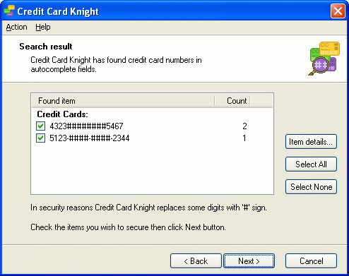 Credit Card Knight Screenshot