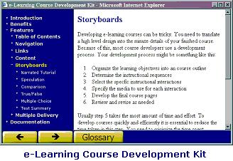 e-Learning Course Development Kit Screenshot 1
