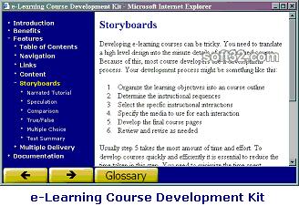 e-Learning Course Development Kit Screenshot 3