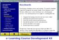 e-Learning Course Development Kit 1