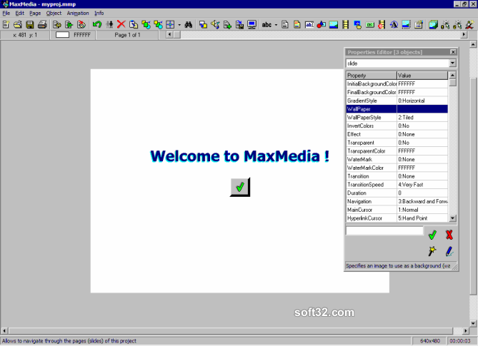 MaxMedia Screenshot 2