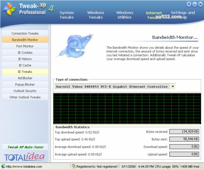 Download Tweak-XP Pro 4 0 11