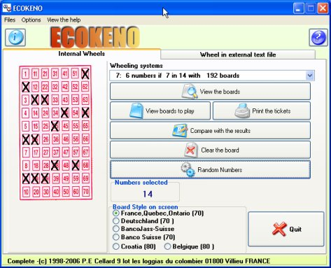 ECOKENO Screenshot