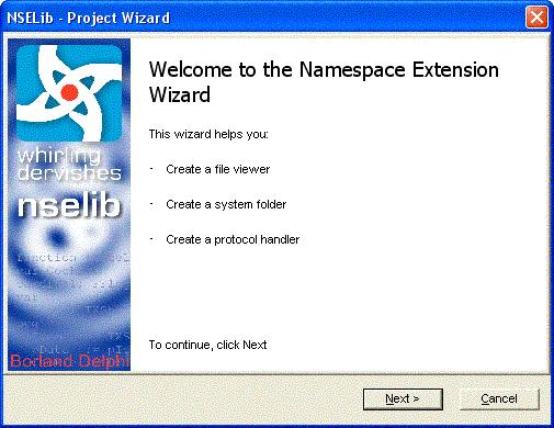 NSELib - MFC Edition Screenshot
